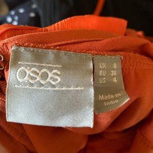 ASOS Dresses - ASOS Draped Open-Back Maxi Dress